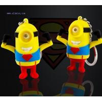 Wholesale Toys Superman Minions Led Keychain Item:201575111149 from china suppliers