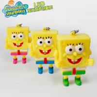 Wholesale Toys Spongebob Led keychain Item:201561011501 from china suppliers