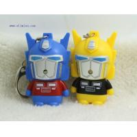 Wholesale Toys The Transformers Led Keychain Item:20157593619 from china suppliers