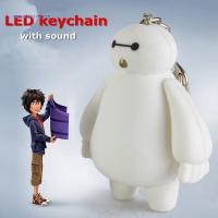 Wholesale Toys Baymax Led Keychain Item:2015610113052 from china suppliers