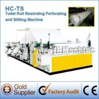 Wholesale HC-TS CE Certificated Toilet Paper Making Machine from china suppliers