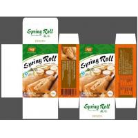 Wholesale Fresh foods IQF Spring Roll from china suppliers