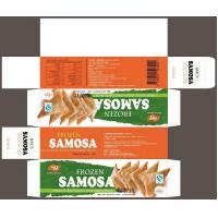 Wholesale Fresh foods IQF Samosa from china suppliers