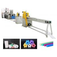 Wholesale PE Foam Pipe Extrusion Line from china suppliers