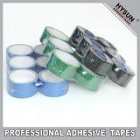 extremely sticky adhesive cloth duct tape all color factory supply made in china