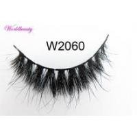 Wholesale charming custom made wispy mink eyelash from china suppliers