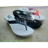 Wholesale Wedge-Soled Slippers RW12522 from china suppliers