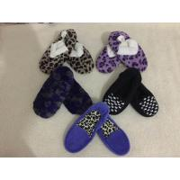 Wholesale Suede Soles Slippers In New Cuff from china suppliers