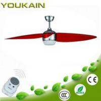 Decorative modern led ceiling fan with light home fan