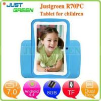 China 7 inch RK3126 dual cores 4GB android 4.2 kid android tablet pc on sale