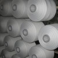 poly/cotton sewing thread 29/3 raw white