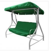 China Outdoor Three Seats Garden Swing Chair on sale