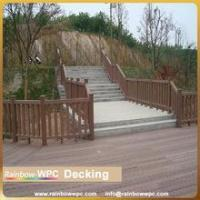 China WPC Decking Solid wpc flooring/ wpc decking on sale