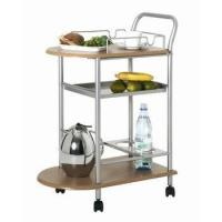 Wholesale Kitchen Trolley Series bamboo kitchen trolley with wheels,stainless steel kitchen trolley from china suppliers