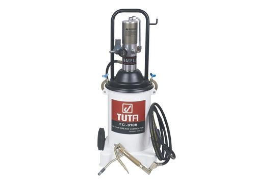 China 13L,movable,full set air operated automatic grease Lubricator NC-201H
