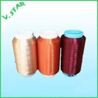 colored polyester yarn 60D/3F