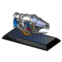 Buy cheap Customized Souvenirs Part Diecast Aircraft Engine Model from wholesalers