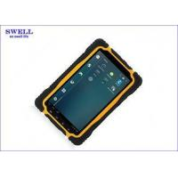 IP67 touch screen MTK Rugged Tablet Computer / Heavy DutyTablet
