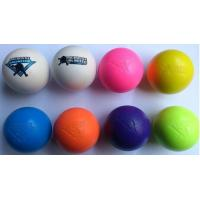 Bouncing balls Product name:lacrosse