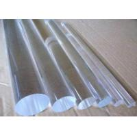 Buy cheap high quality clear round acrylic rods extruded acrylic