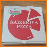 China Customized pizza boxes wholesale Popular Customized Pizza Box on sale