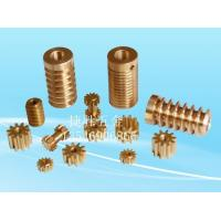 Wholesale CNC lathe parts Professional Non - standard copper threaded rod from china suppliers