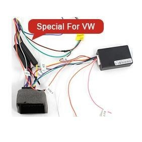 special can bus adapter decoder for our vw car dvd player. Black Bedroom Furniture Sets. Home Design Ideas