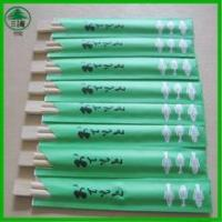 Custom paper disposable chopsticks Chinese restaurant
