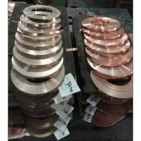 Buy cheap CuNi resistance heating alloys Copper Nickel Strip from wholesalers