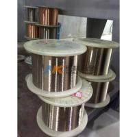 Buy cheap CuNi resistance heating alloys from wholesalers