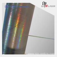 Wholesale 35 micron Gold Holographic Metallic Yarn For Clothing from china suppliers