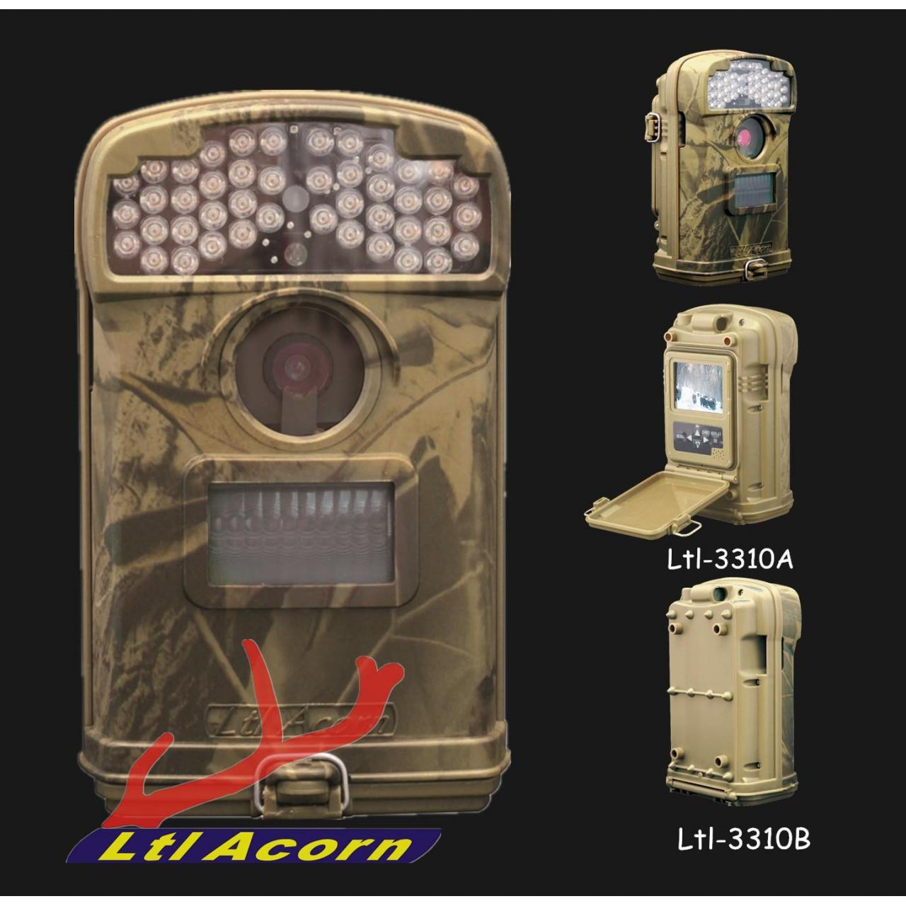 Buy cheap Ltl-3310 Hunting camera, two models for option. from wholesalers