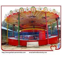 Wholesale Amusement park disco tagada from china suppliers