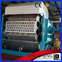 Wholesale egg tray machine line/egg tray making machine/used paper egg pallet machine from china suppliers