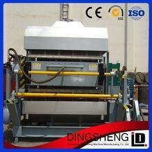 Quality Pulp moulding egg/fruit tray machine/recycling waste paper egg tray machine with CE approved for sale