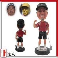 """Wholesale Sports Bobblehead 7"""" customized personalized golfer bobble head from china suppliers"""