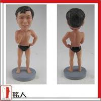 Wholesale Sports Bobblehead custom boblehead from photo fully handmade cake topper birthday gift from china suppliers