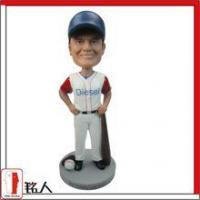 Wholesale Sports Bobblehead custom baseball sports bobble head from china suppliers