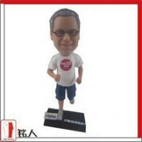 Wholesale custom runner bobblehead from china suppliers