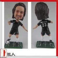 Wholesale Sports Bobblehead custom your bobble head by 100% handmade football player guy from china suppliers