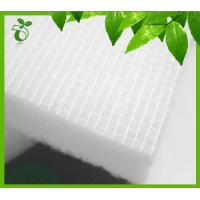 Wholesale Filter cotton High efficiency glass fiber filter vertically and horizontally weaved cotton from china suppliers