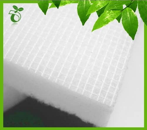 Quality Filter cotton High efficiency glass fiber filter vertically and horizontally weaved cotton for sale