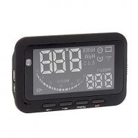 Car Obd Hud Mile/Speed/Battery Voltage Windshield Head Up Display