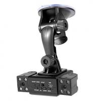 Wholesale Two Camera Car DVR 120 Degree Wide Angle View Support LED Night Vision from china suppliers