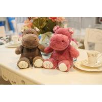 Wholesale Plush Hippo ST16053 from china suppliers