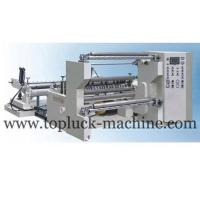 China Slitting Machine TP-CC Type High Speed Automatic Paper Slitter on sale