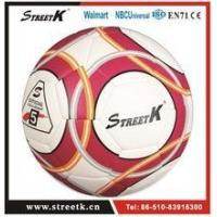 China Soccerball/cheap pvc balls/official size football on sale