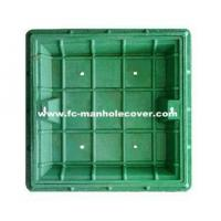 China Composite Lawn Shaft Cover EN124 A15 C/O 750x750mm on sale