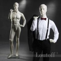 Wholesale Cheap sexy abstract male mannequin dummy for window display shop from china suppliers