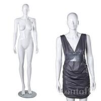 China wholesale egg head fashion design full body female mannequin for display on sale